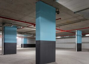 meriton-installation-finished-column